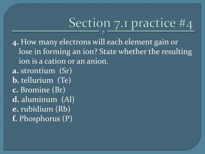Section 7.1 practice #4