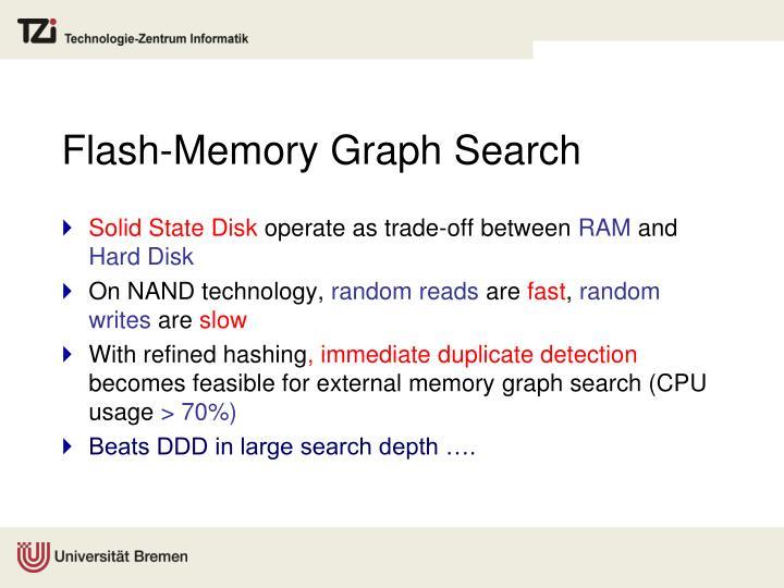 Flash-Memory Graph