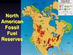 north american fossil fuel reserves