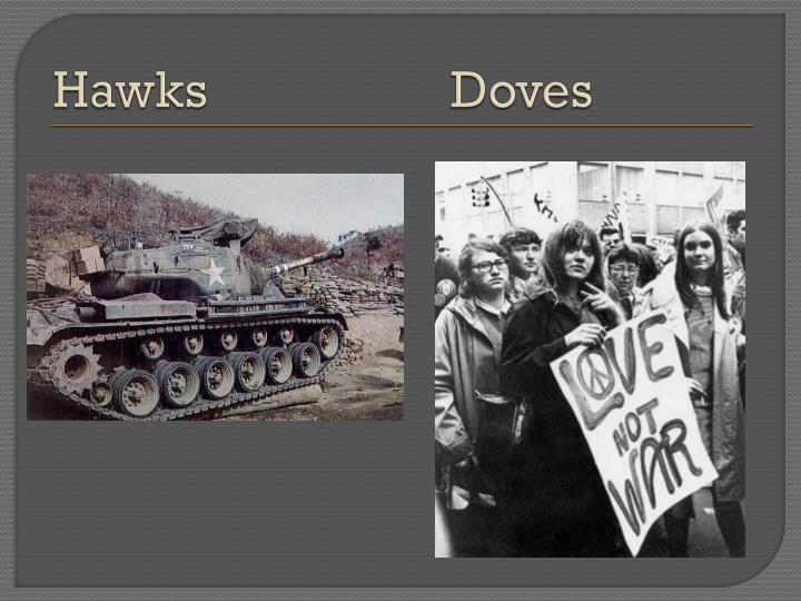 HawksDoves