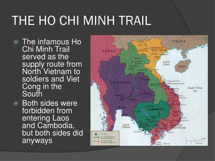 THE HO CHI MINH TRAIL