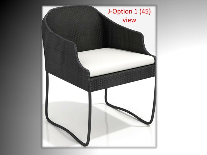 J option 1 45 view