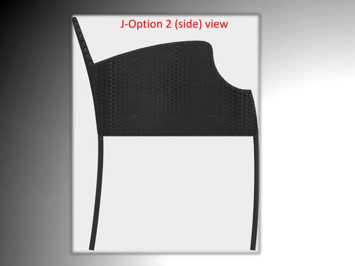 J-Option 2 (side) view