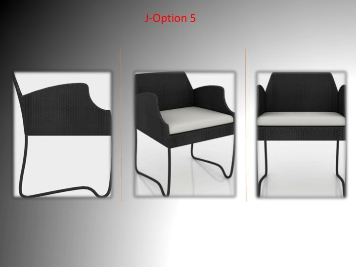 J-Option 5
