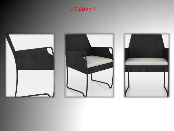 J-Option 7