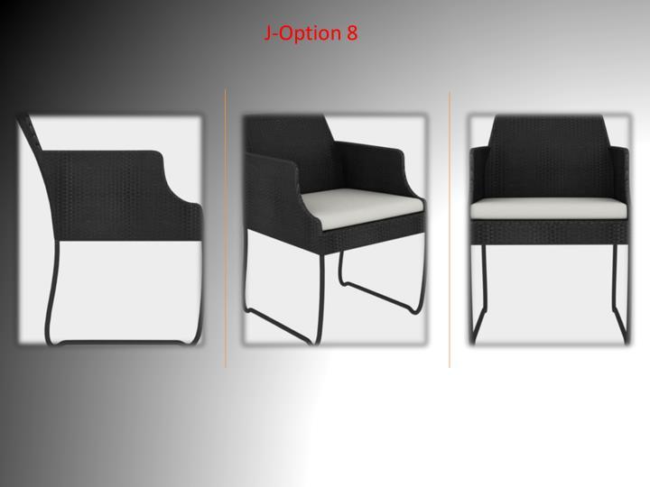 J-Option 8