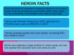 heroin facts1