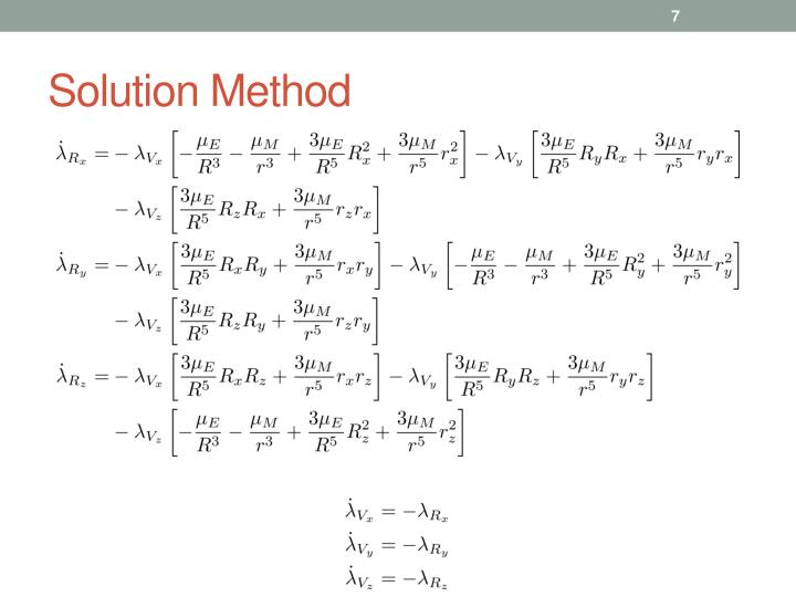 Solution Method
