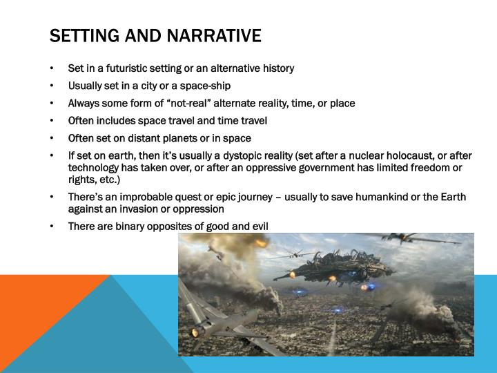 Setting and narrative