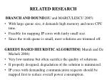 related research