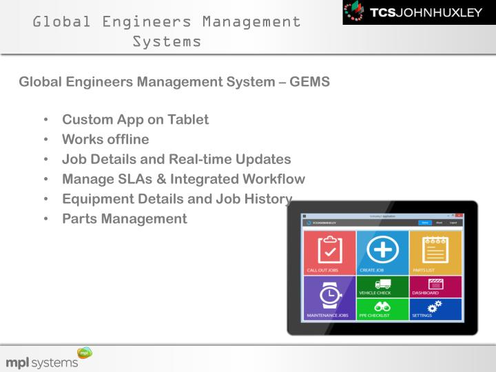 Global Engineers Management Systems