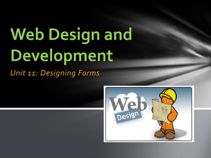 web design and development n.