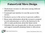 futuregrid move design