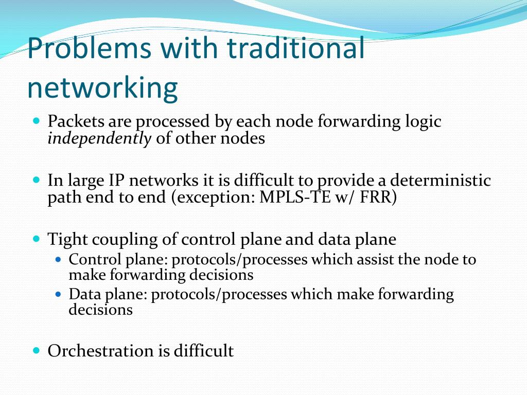 PPT - Software-Defined Networking PowerPoint Presentation