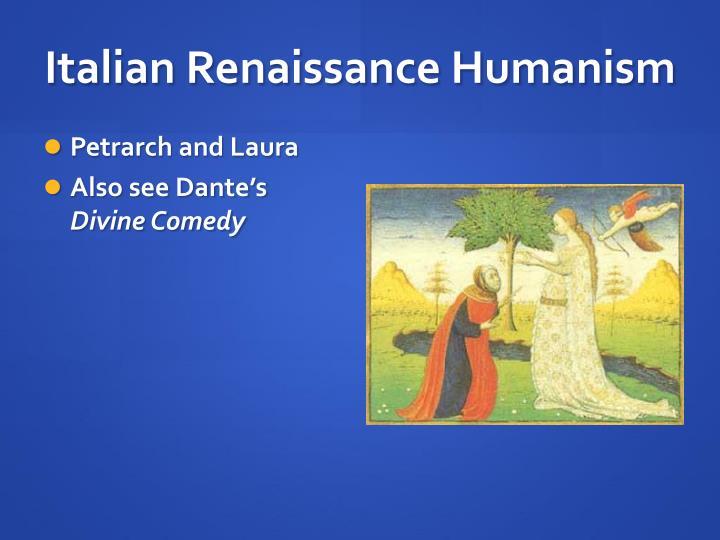 Italian Renaissance Humanism