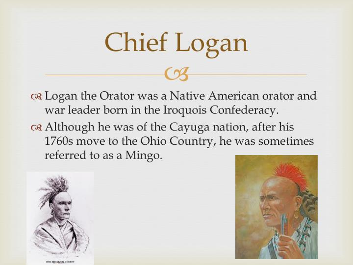Chief Logan