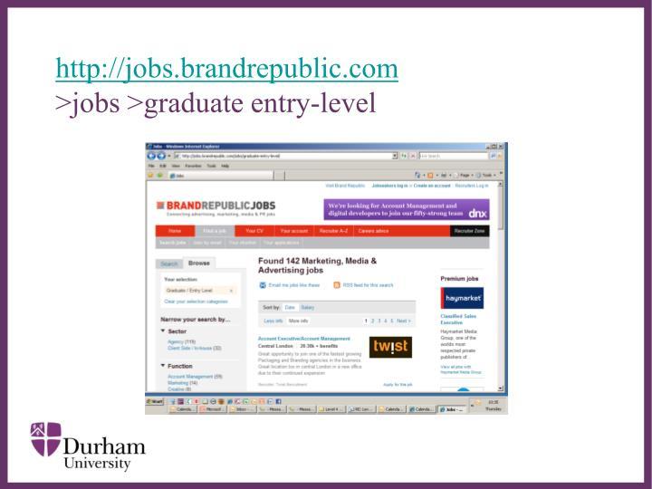 http://jobs.brandrepublic.com