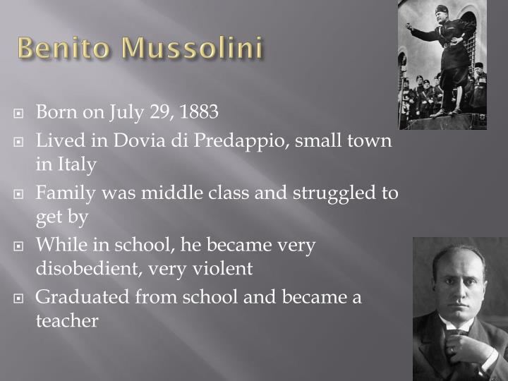 Benito mussolini1