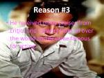 reason 33