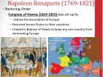 napoleon bonaparte 1769 18217