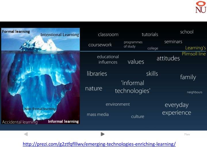 http://prezi.com/g2ztfqflllwv/emerging-technologies-enriching-learning/