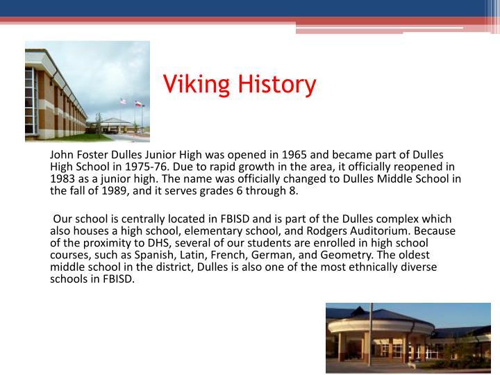 Viking history