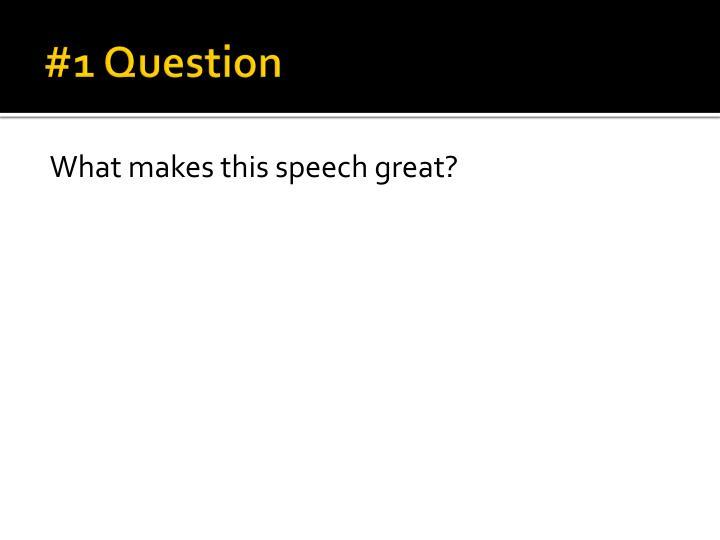 1 question1