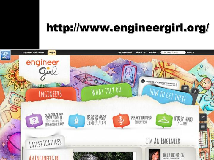 http://www.engineergirl.org/