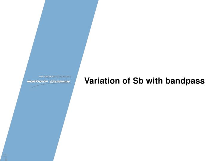 Variation of