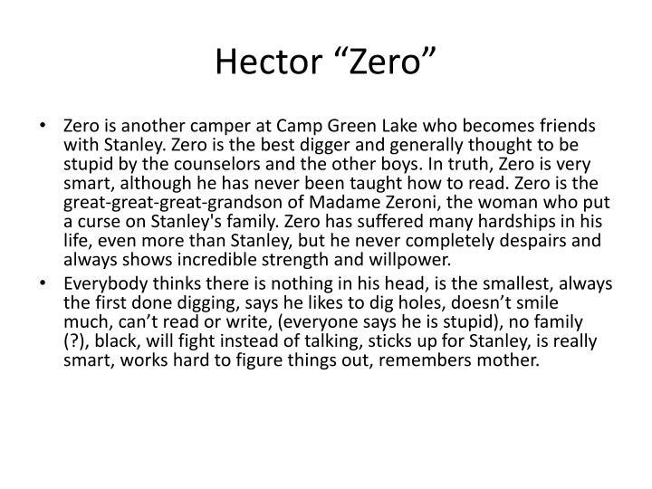 """Hector """"Zero"""""""