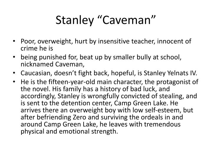 "Stanley ""Caveman"""
