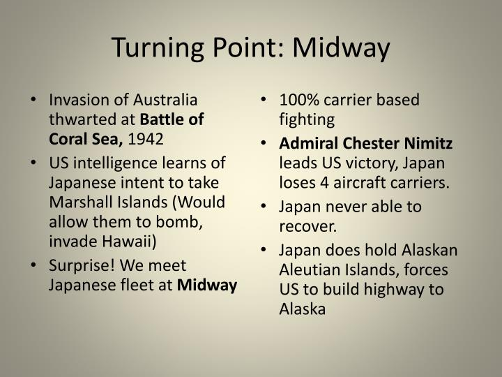 Turning Point: Midway
