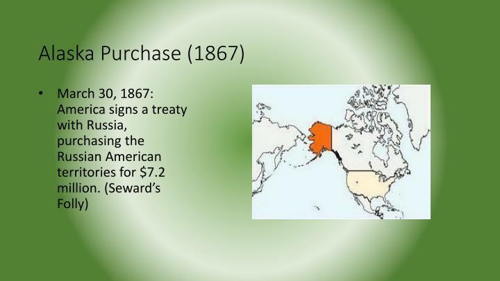 Alaska Purchase (1867)