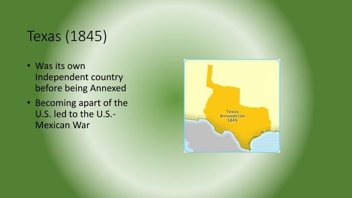 Texas (1845)