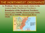the northwest ordinance1