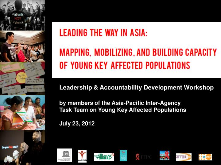 Leadership accountability development workshop
