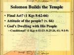 solomon builds the temple5