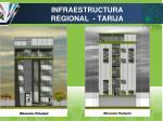 infraestructura regional tarija