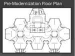 pre modernization floor plan