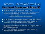 report 1 acceptance test plan2