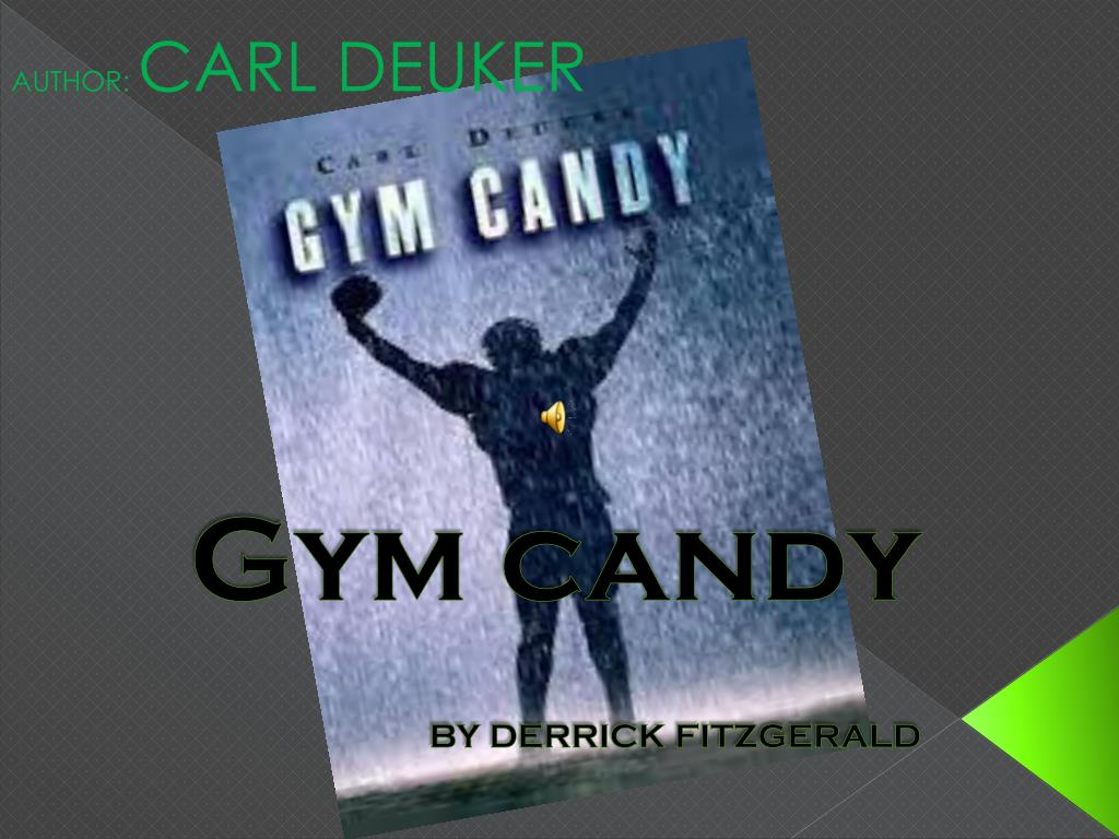 gym candy author