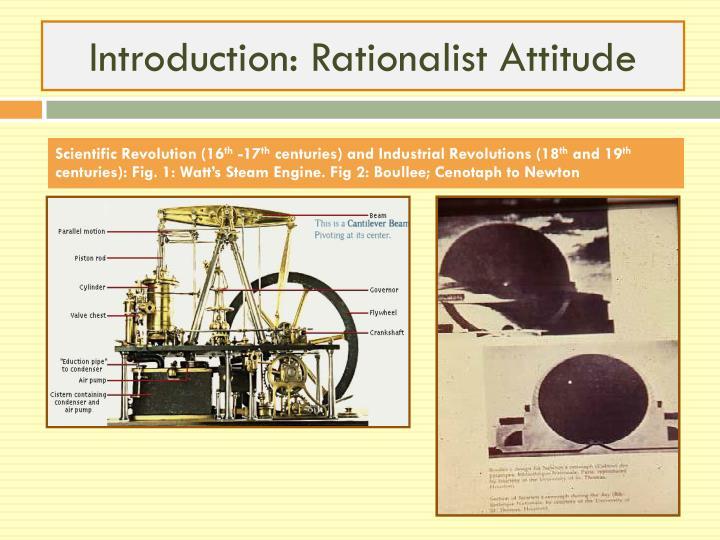 Introduction rationalist attitude