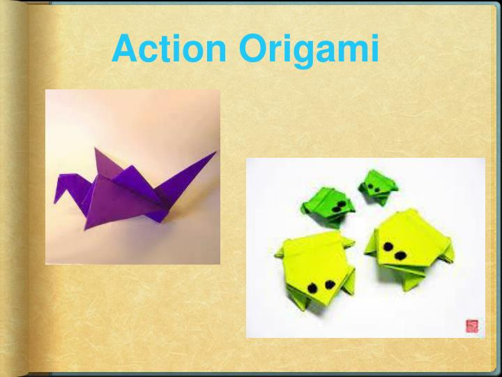 Ppt Types Of Origami Powerpoint Presentation Id2662042