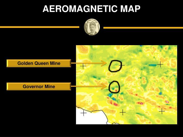 AEROMAGNETIC MAP
