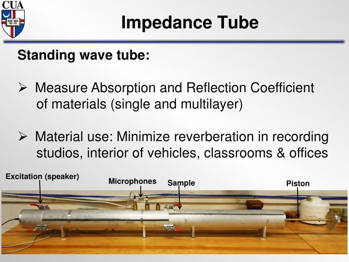 Impedance Tube