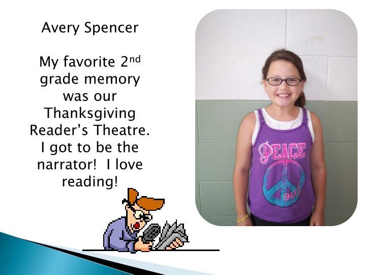 Avery Spencer