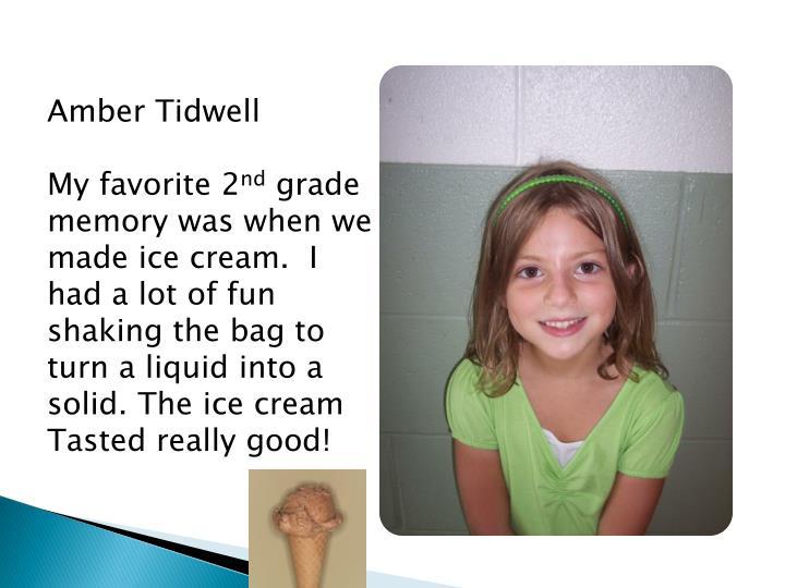Amber Tidwell