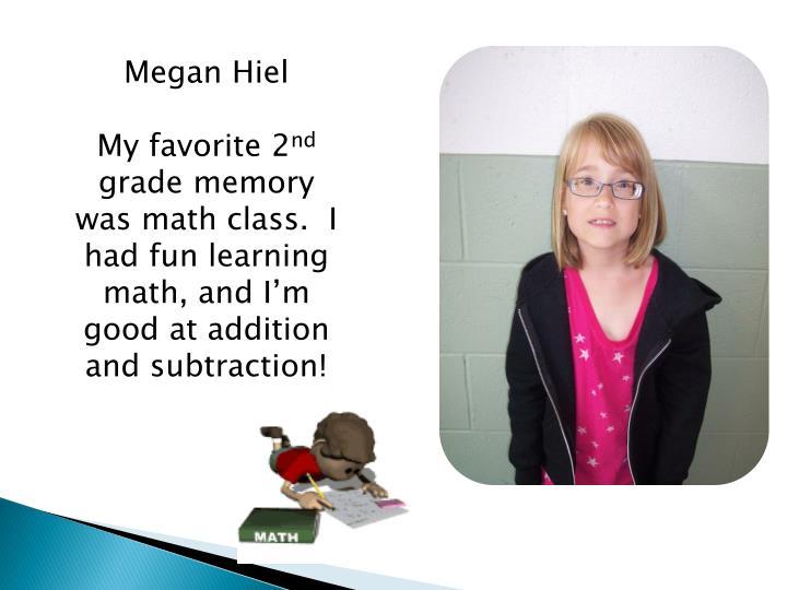 Megan Hiel