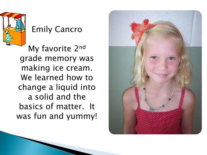 Emily Cancro