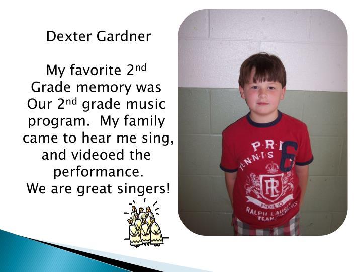 Dexter Gardner